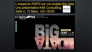Artik au Big Data Paris 2018