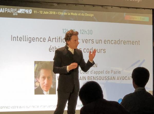 Keynote IA et éthique